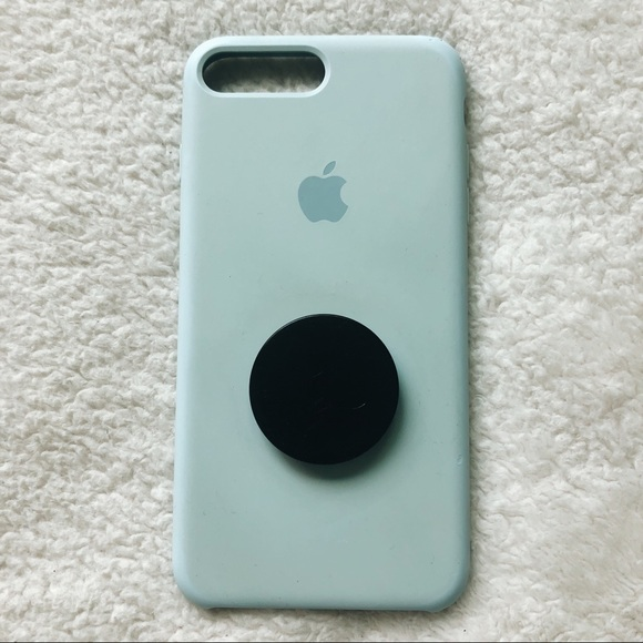 baby blue iphone 8 plus case
